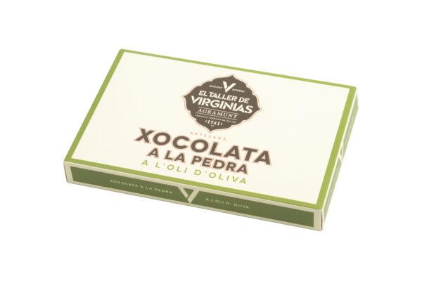 Chocolate a la piedra aceite de oliva